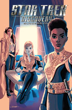 Image: Star Trek: Discovery - Succession SC  - IDW Publishing