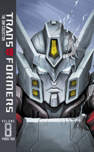 Image: Transformers IDW Collection Phase 2 Vol. 08 HC  - IDW Publishing