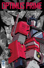 Image: Optimus Prime #25 (cover B - Coller) - IDW Publishing