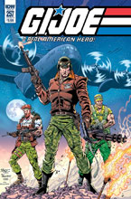 Image: G.I. Joe: A Real American Hero #257 (cover B - Royle) - IDW Publishing