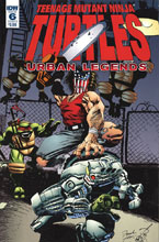 Image: Teenage Mutant Ninja Turtles: Urban Legends #6 (cover B - Fosco & Larsen) - IDW Publishing
