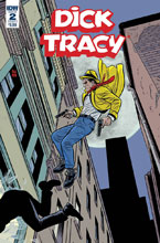 Image: Dick Tracy: Dead or Alive #2 (cover A - Allred) - IDW Publishing