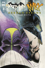 Image: Batman / The Maxx: Arkham Dreams #2 (cover A)  [2018] - IDW Publishing