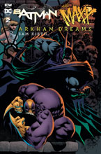 Image: Batman / The Maxx: Arkham Dreams #2 (incentive cover - Jones) (10-copy)  [2018] - IDW Publishing