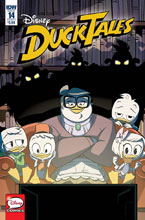 Image: Ducktales #14 (cover A - Fontana) - IDW Publishing