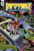 Image: Impossible Incorporated #2 - IDW Publishing