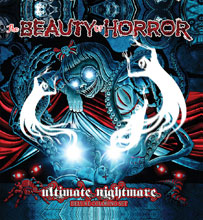 Image: Beauty of Horror Deluxe Coloring Set: Ultimate Nightmare  - IDW Publishing