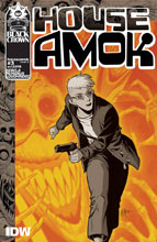Image: House Amok #3 (cover A - McManus) - IDW Publishing