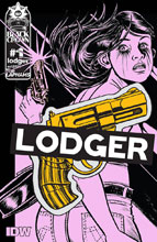 Image: Lodger #1 (cover A - Lapham) (Web Super Special) - IDW Publishing