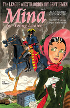 Image: League of Extraordinary Gentlemen: Tempest #3 (cover A - O'Neill) - IDW - Top Shelf