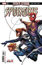 Image: Spider-Girls #1 - Marvel Comics
