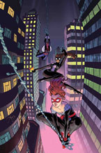 Image: Spider-Girls #1 (variant cover - Reeder) - Marvel Comics