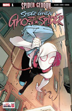 Image: Spider-Gwen: Ghost-Spider #1 - Marvel Comics