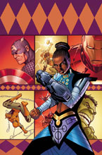 Image: Shuri #1 (variant cover - Pacheco)  [2018] - Marvel Comics