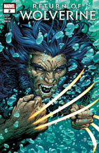 Image: Return of Wolverine #2 - Marvel Comics