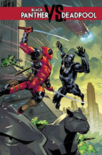 Image: Black Panther vs. Deadpool #1 - Marvel Comics