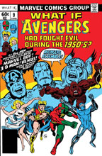 Image: True Believers: What If Avengers Fought Evil During 1950s? #1 - Marvel Comics