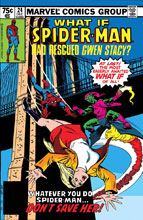 Image: True Believers: What If Spider-Man Rescued Gwen Stacy? #1 - Marvel Comics