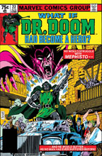 Image: True Believers: What If Dr. Doom Had Become a Hero? #1 - Marvel Comics