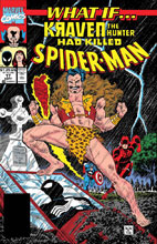 Image: True Believers: What If Kraven Hunter Killed Spider-Man? #1 - Marvel Comics
