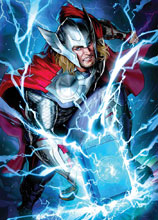 Image: Thor #6 (variant Marvel Battle Lines cover - Maxx Lim) - Marvel Comics