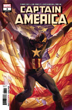 Image: Captain America #4 - Marvel Comics