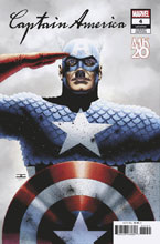 Image: Captain America #4 (variant MKXX cover - Cassaday) - Marvel Comics