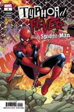 Image: Typhoid Fever: Spider-Man #1 - Marvel Comics