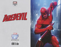 Image: Daredevil #609 (variant Marvel Battle Lines cover - Yoon Lee) - Marvel Comics