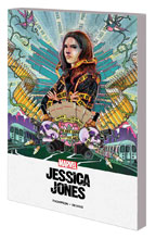 Image: Jessica Jones: Blind Spot SC  - Marvel Comics
