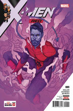 Image: X-Men Red #9 - Marvel Comics