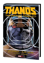 Image: Thanos: The Infinity Conflict HC  - Marvel Comics
