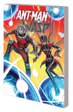 Image: Ant-Man and the Wasp: Lost and Found SC  - Marvel Comics