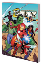 Image: Champions Vol. 04: Northern Lights SC  - Marvel Comics