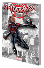 Image: Spider-Man: Into the Spider-Verse - Miles Morales GN SC  - Marvel Comics