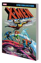 Image: X-Men Epic Collection: The Sentinels Live SC  - Marvel Comics