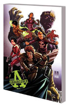 Image: Avengers Undercover: The Complete Collection SC  - Marvel Comics