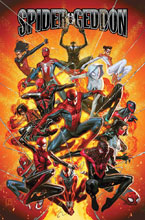 Image: Spider-Geddon #1 by Molina Poster  - Marvel Comics