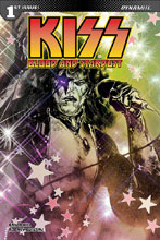 Image: Kiss: Blood Stardust #1 (cover B - Sayger Starchild) - Dynamite