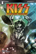 Image: Kiss: Blood Stardust #1 (cover C - Sayger Catman) - Dynamite
