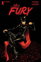 Image: Miss Fury #1 (cover D - McKone) - Dynamite