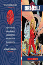 Image: Barbarella Vol. 01: Red Hot Gospel SC  - Dynamite