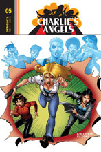 Image: Charlie's Angels #5 (cover A - Cifuentes) - Dynamite