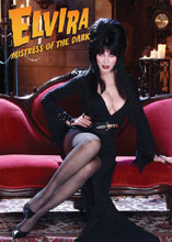 Image: Elvira Bam Box Limited Edition Promo Card  - Dynamite