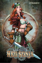 Image: Legenderry Red Sonja Vol. 02: A Steampunk Adventure SC  - Dynamite