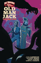 Image: Big Trouble in Little China: Old Man Jack Vol. 02 SC  - Boom! Studios