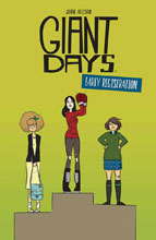 Image: Giant Days: Early Registration SC  - Boom! Studios