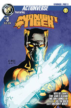 Image: Midnight Tiger: Stronger #3 - Action Lab Entertainment