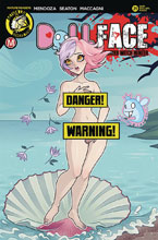 Image: Dollface #21 (cover F - Mendoza Real Girl Risque) - Action Lab - Danger Zone