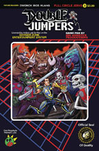 Image: Double Jumpers: Full Circle Jerks #3 (cover B - Logan) - Action Lab - Danger Zone